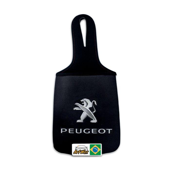 Lixeira Automotiva Neoprene Peugeot