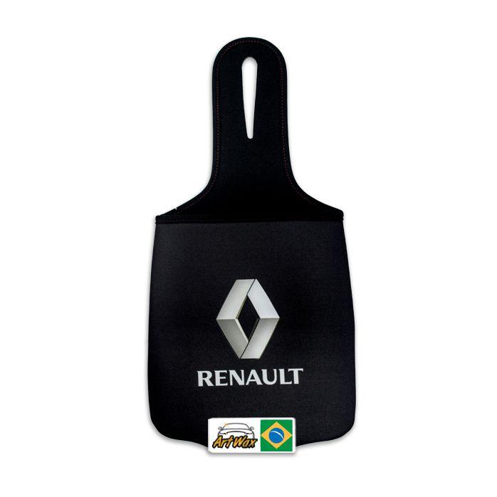 Lixeira Automotiva Neoprene Renault