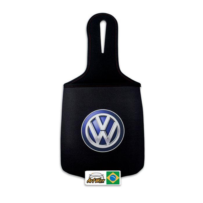 Lixeira Automotiva Neoprene Volkswagen