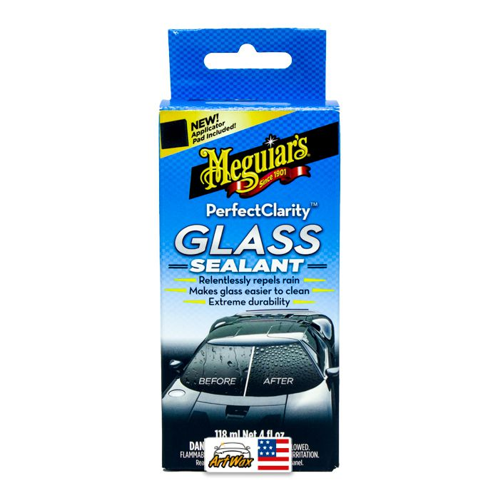 Meguiars Perfect Clarity Selant G8504 - Selante Para Vidros 118ml