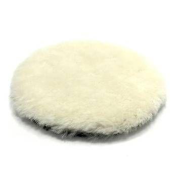 Menzerna Boina de Lã Branca (corte) 6