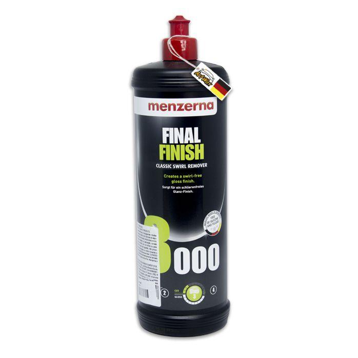 Menzerna FF3000 Final Finish - 1L