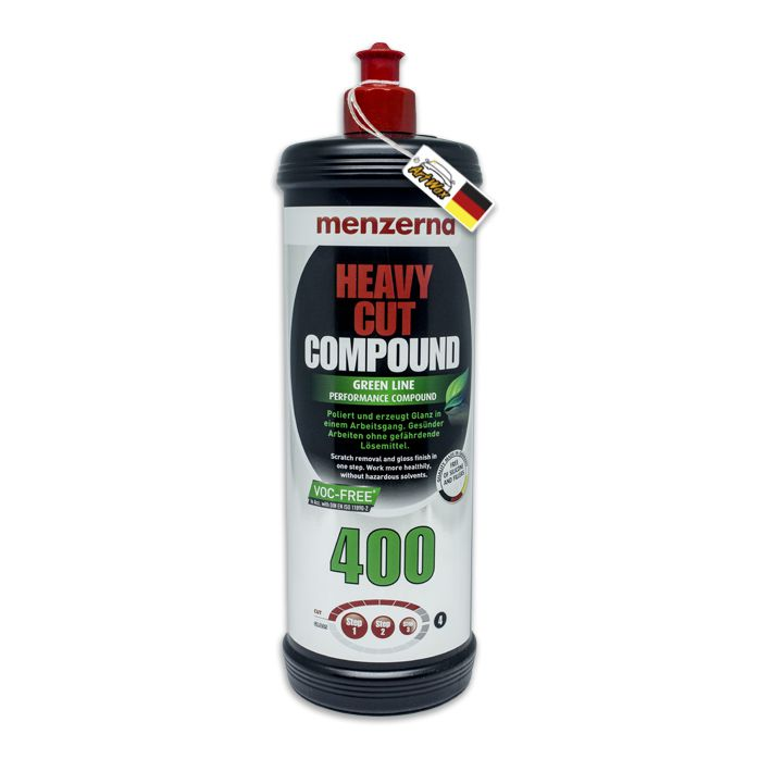 Menzerna FG400 Green Line 1Kg - Composto Polidor Corte