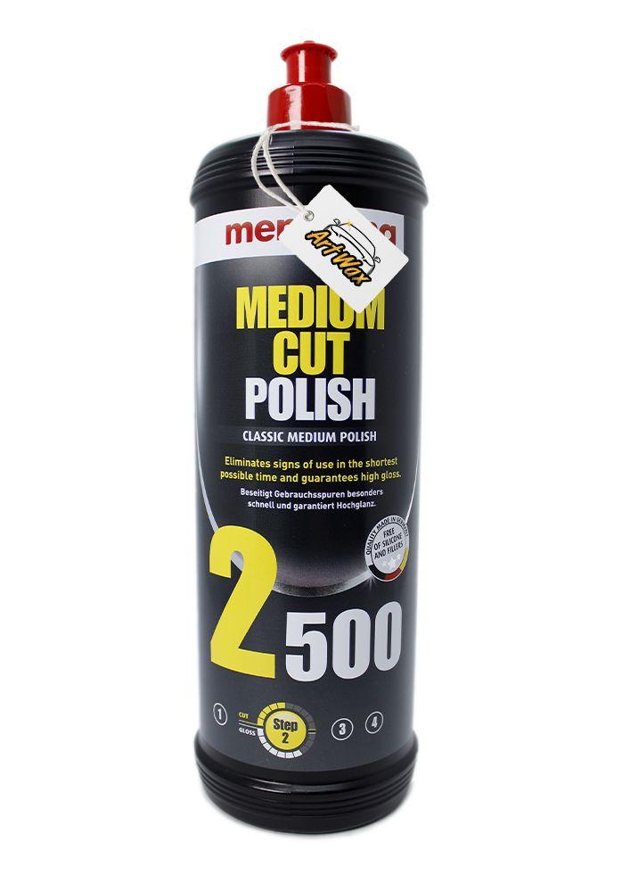 Menzerna PF2500 Power Finish - 1L (Dupla Ação)