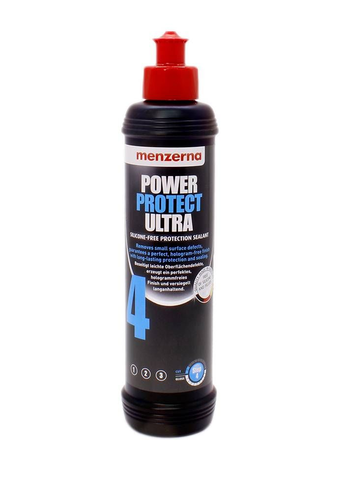 Menzerna Power Protect Ultra Selante Sem Silicone - 250ml