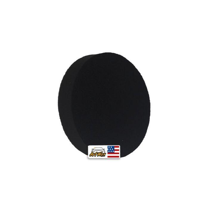 Mills Boina de Espuma Flat Preta Super Macia - 3,4´´