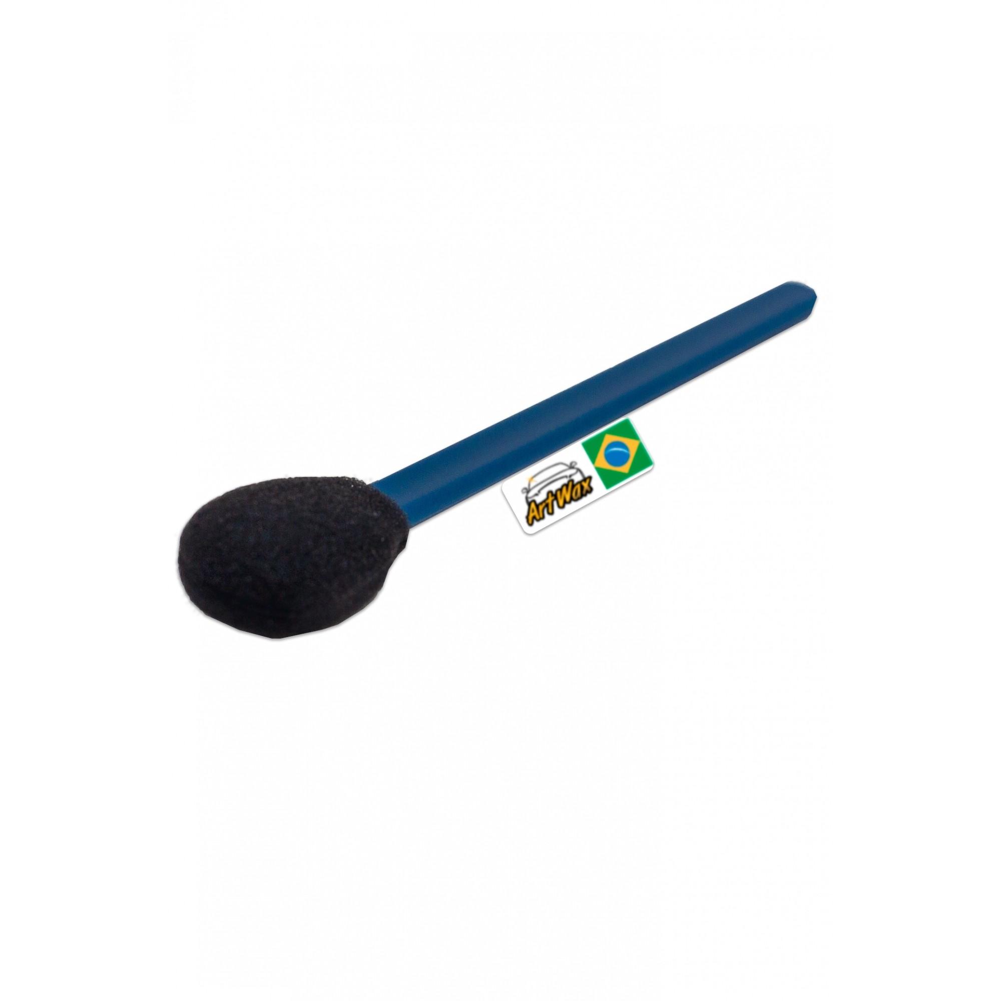 Mini Stick Redondo Para Detalhamento Locais Pequenos Vonixx -1un