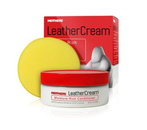 Mothers Leather Cream - Condicionador de couro - 200g