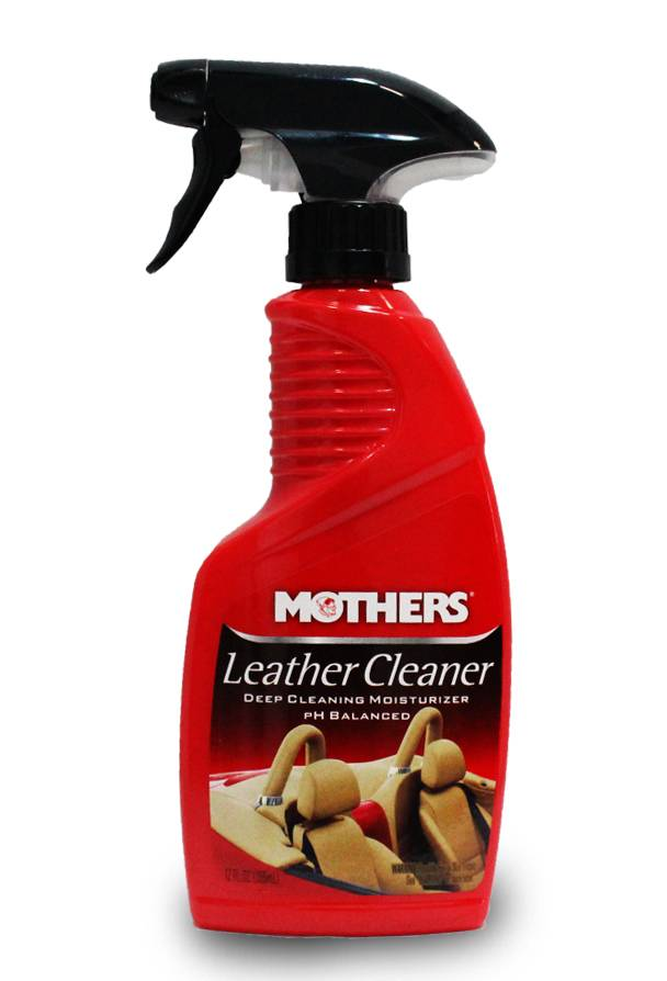 Mothers Limpador de Couro - Leather Cleaner (355ml)