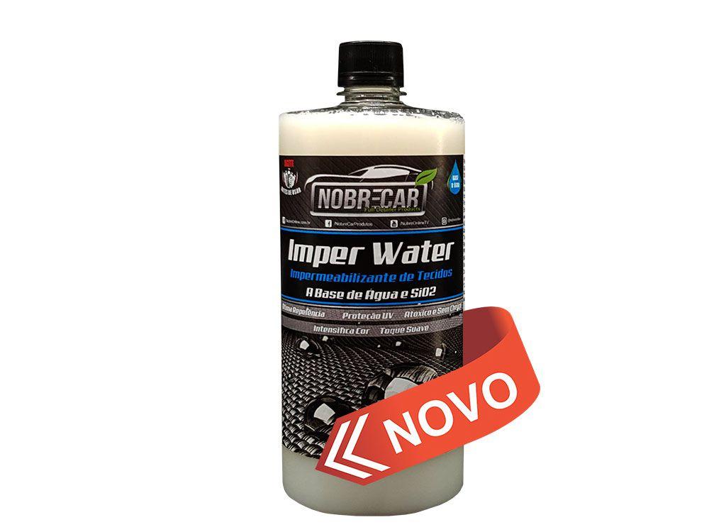 Nobre car Imper Water Impermeabilizante de Tecidos a Base de Água e SiO2 - 1L