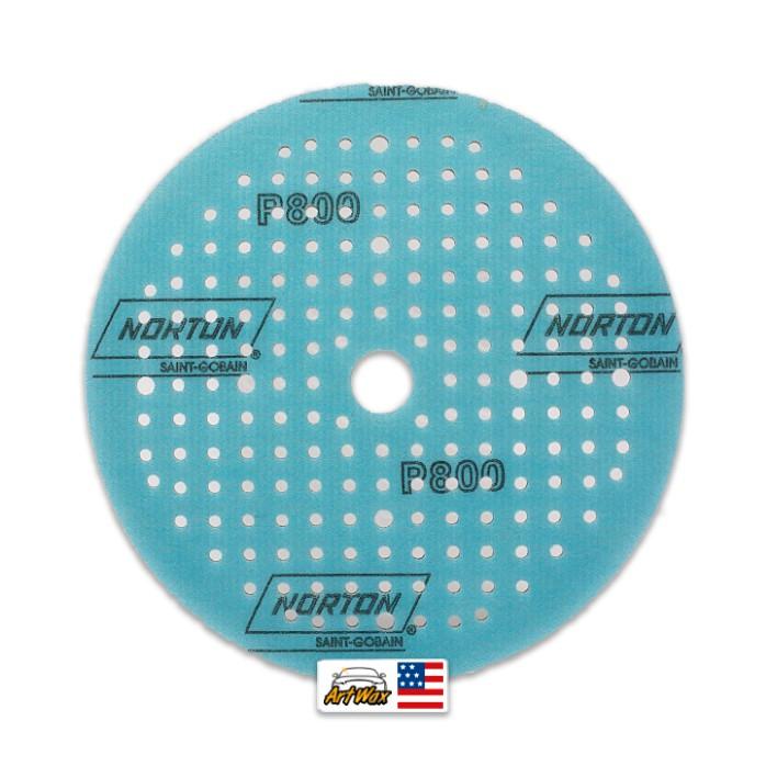Norton Disco de Lixa Seco A275 - P800 6