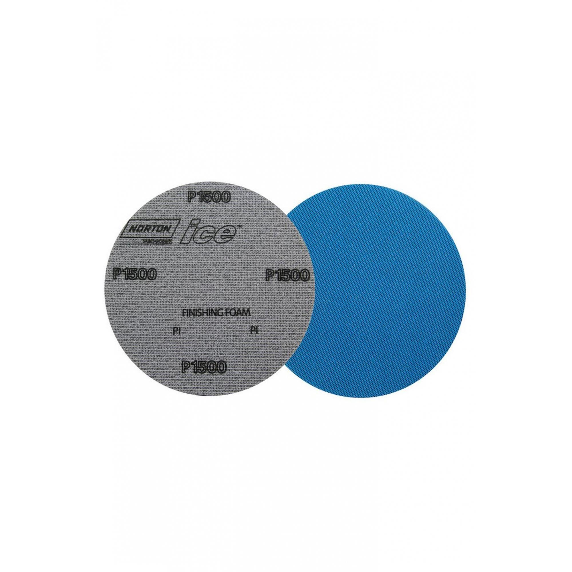 Norton Disco de Lixa Umido Ice Soft-Touch Q255 - P1500 6