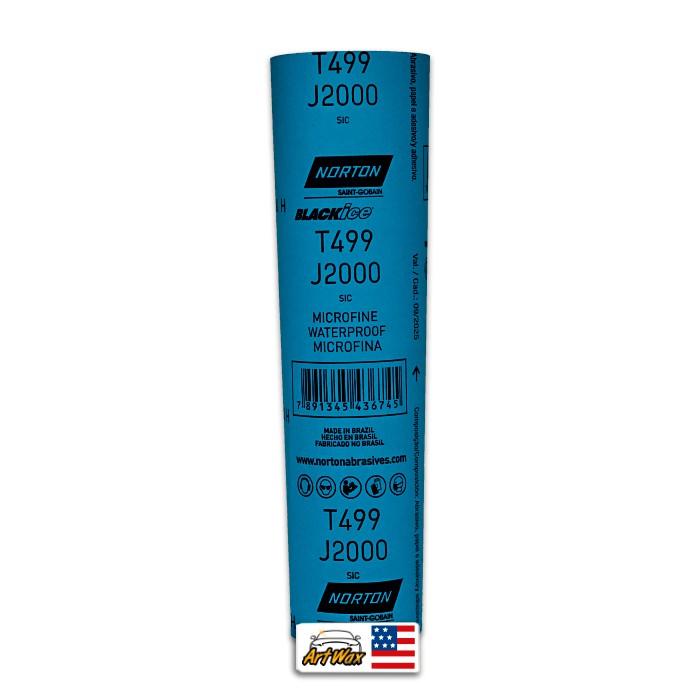 Norton Lixa D'água Azul T499 - 2000