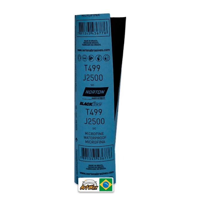 Norton Lixa D'água Azul T499 - 2500