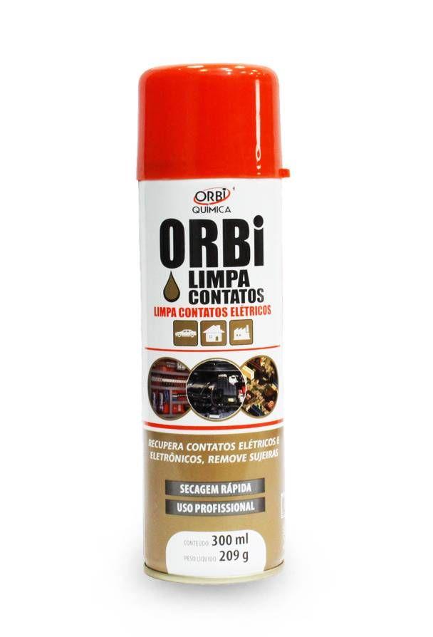 Orbi Limpa Contatos - 300ml
