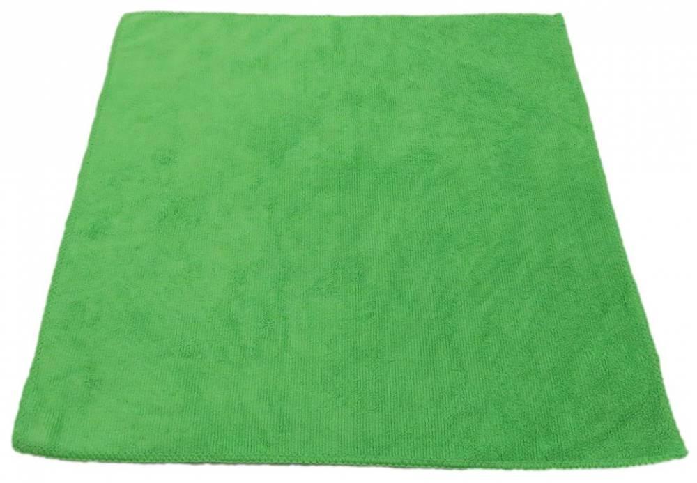 Pano de Microfibra Mandala Verde 38 x 38 - 370gsm
