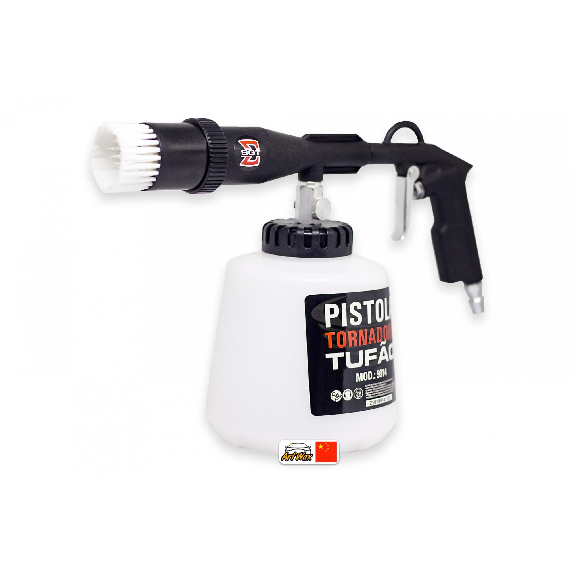 Pistola Tornadora Tufão 1L -  SGT 9914 Sigma Tools