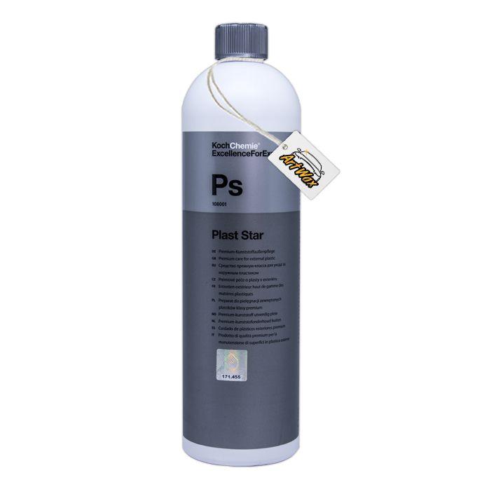 Plast Star PS 1L  Revitalizador de Plasticos Externos Koch Chemie