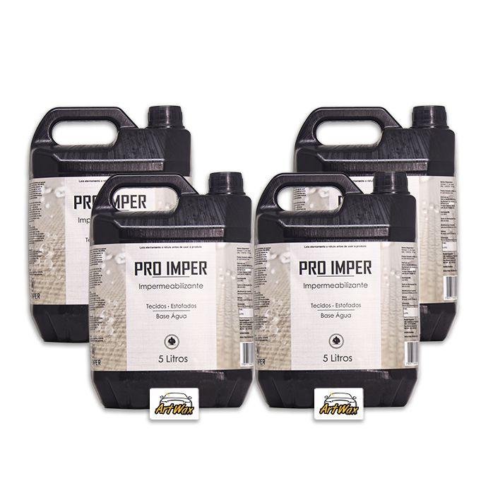 Pro Imper 20L (4x 5L) Impermeabilizante de Tecidos Easytech