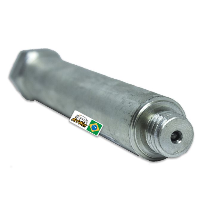 Prolongador Alumínio Rosca 5/8 Nobre Car 15cm