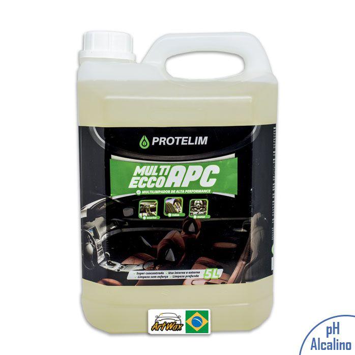 Protelim Multi Ecco APC Limpador de Alta Performance 5L Concentrado