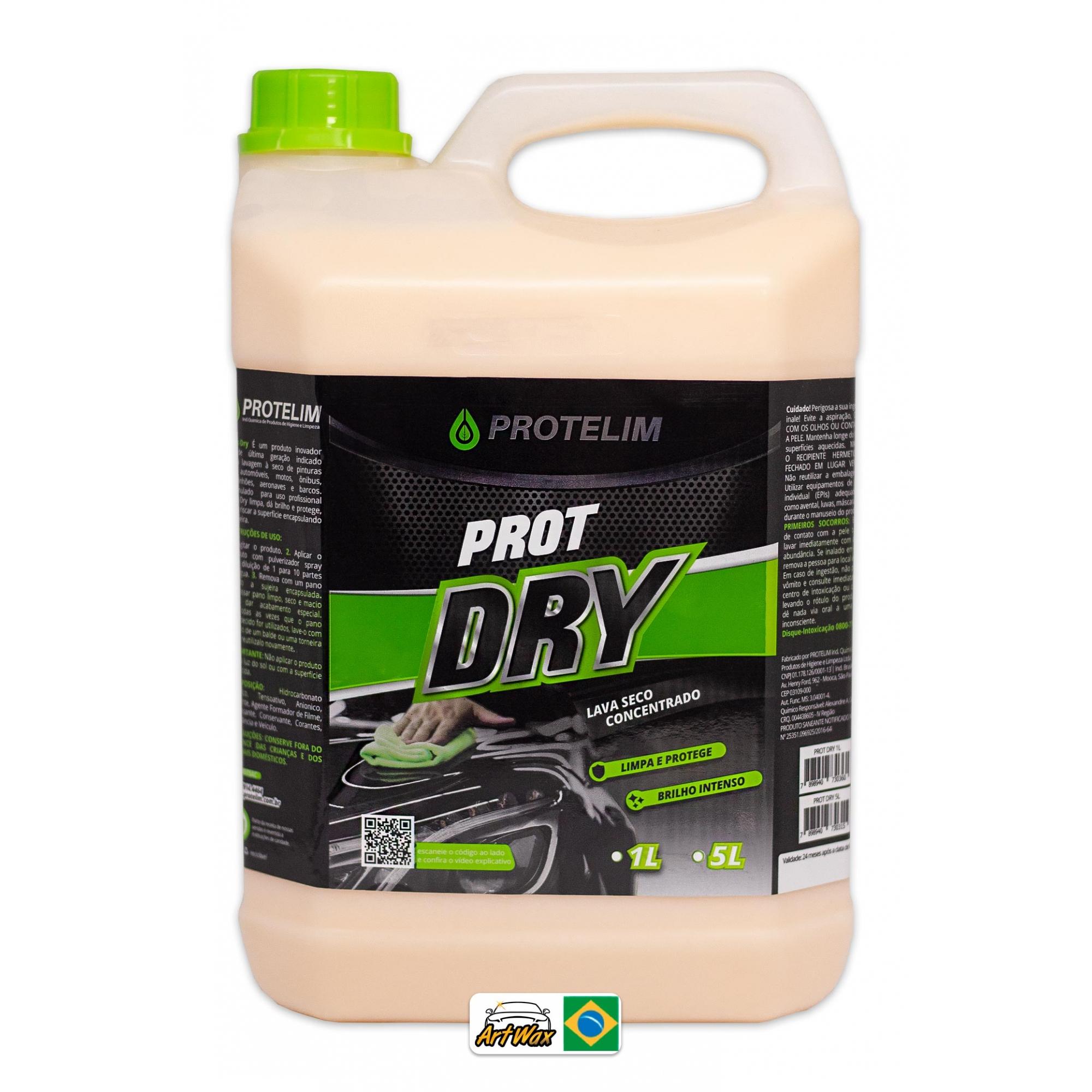 Protelim Prot Dry Lava Seco 5L