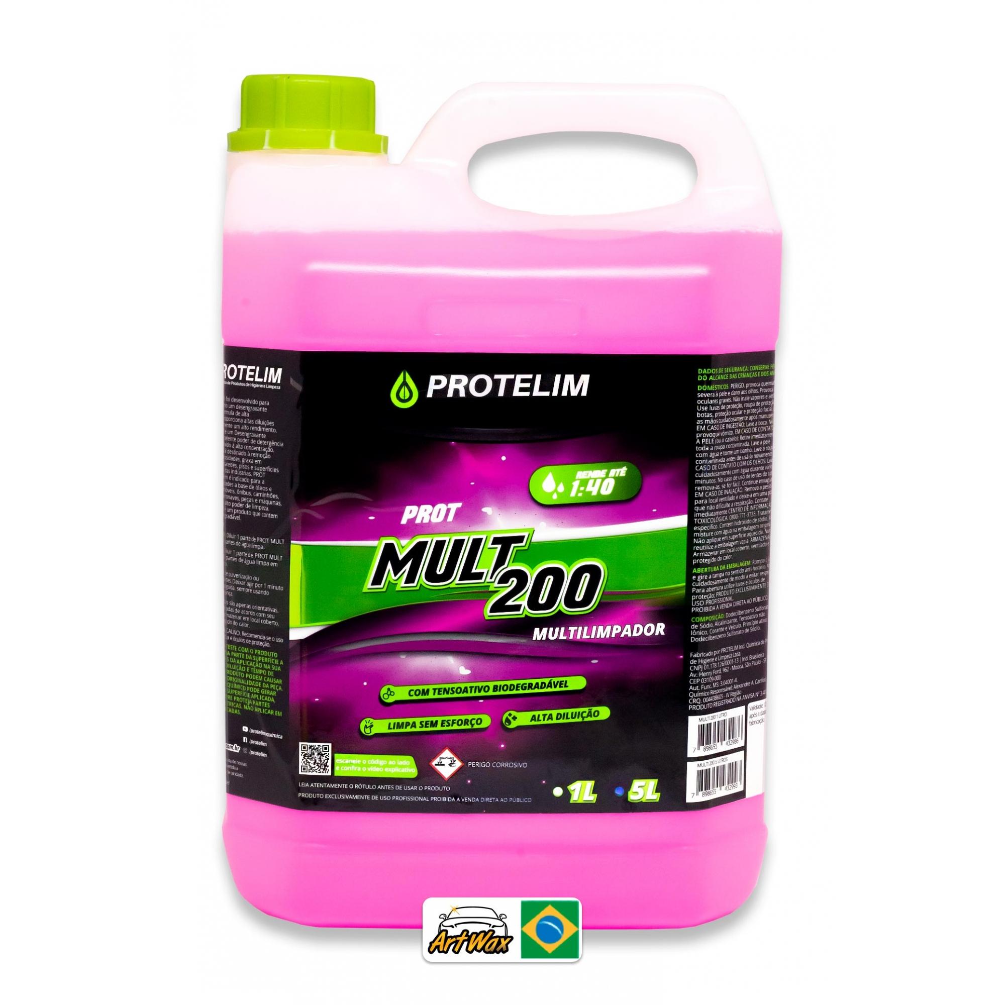 Protelim Prot Multi 200 Multiuso Concentrado 5L