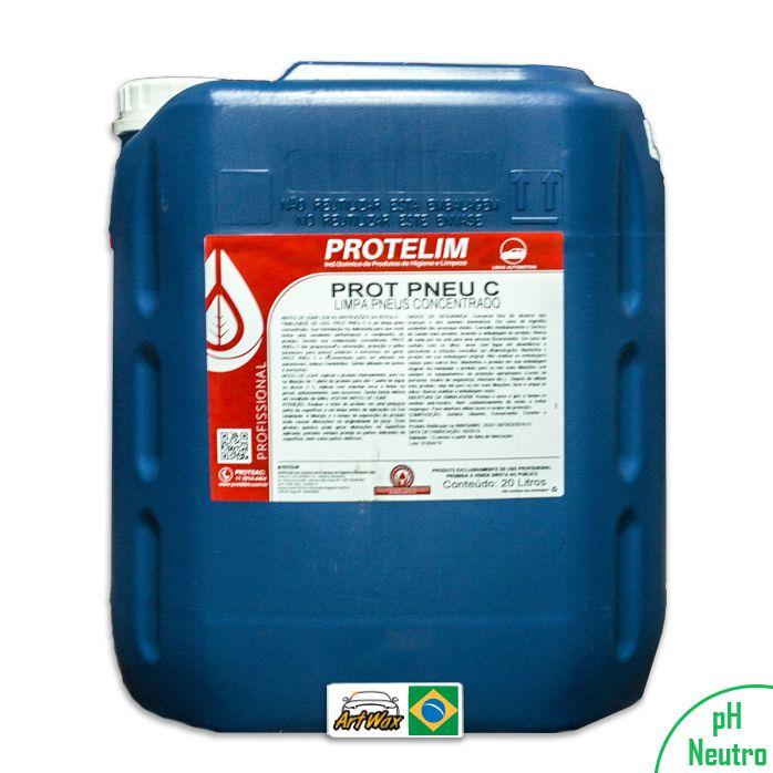 Protelim Prot Pneu C - Gel de Pneu 20L Concentrado