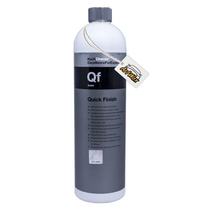 Quick Finish Siliconolfrei QF 1L Finalizador de Superficies Lisas Koch Chemie