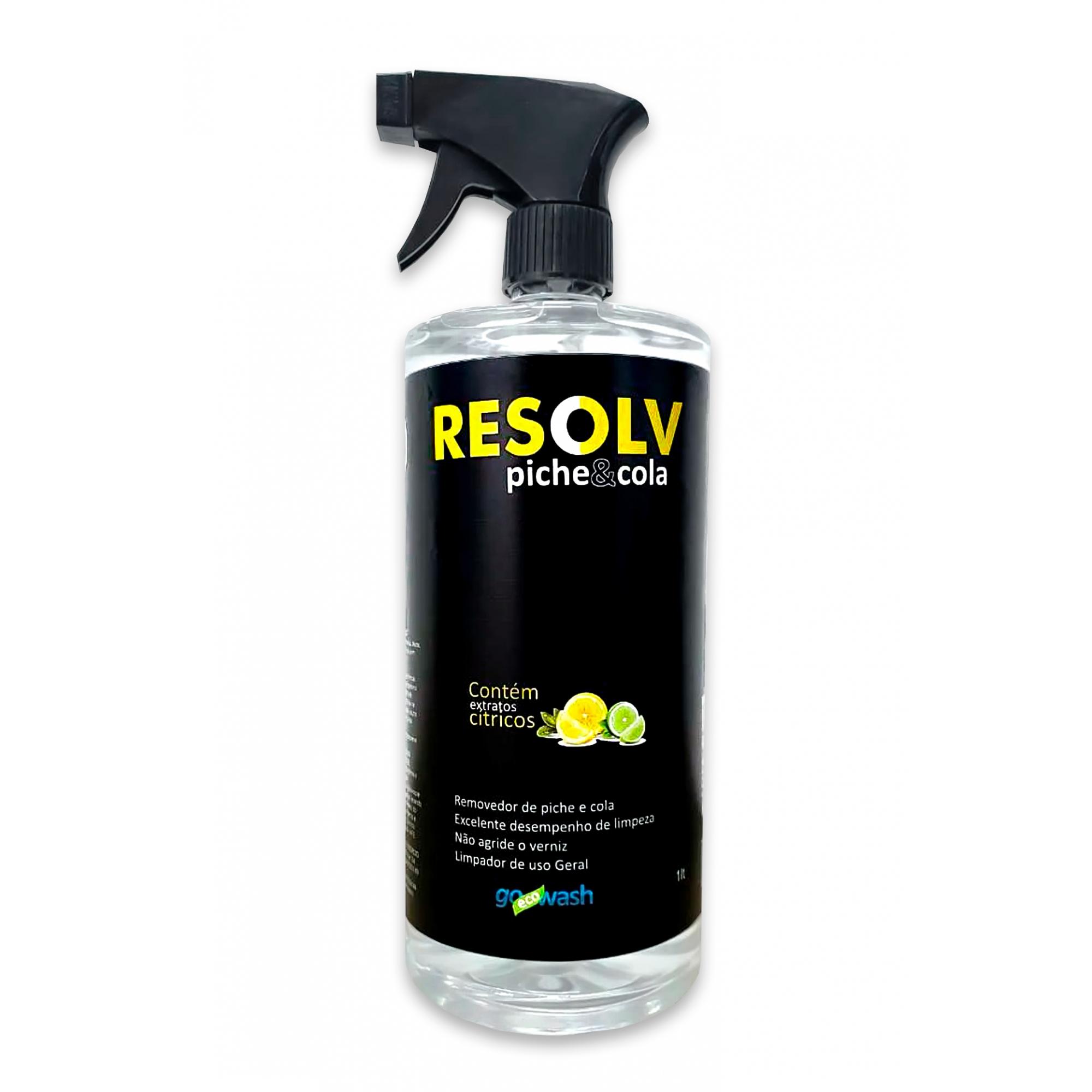 Resolv 1L - Removedor de Piche e Cola Go Eco Wash