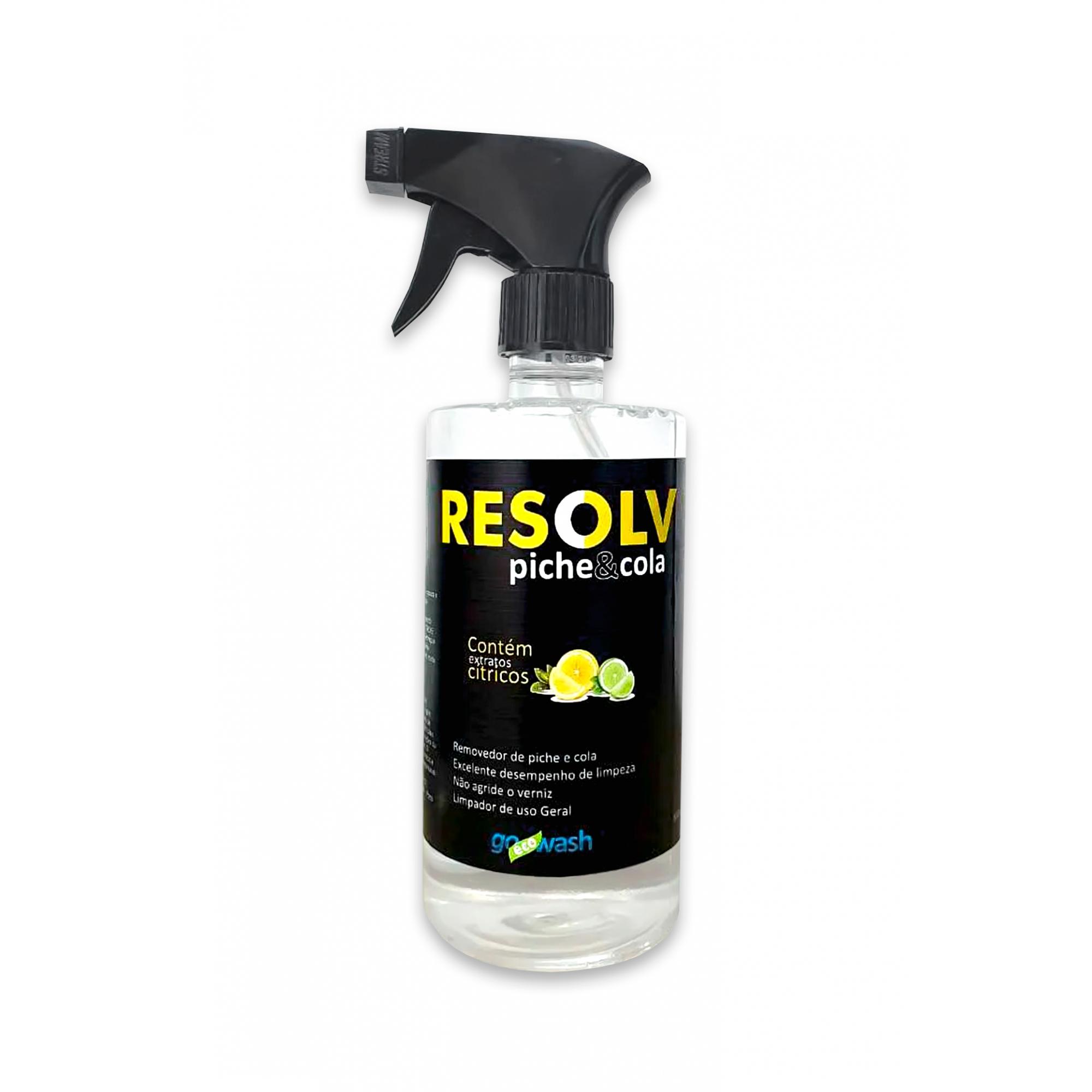Resolv 500ml - Removedor de Piche e Cola Go Eco Wash