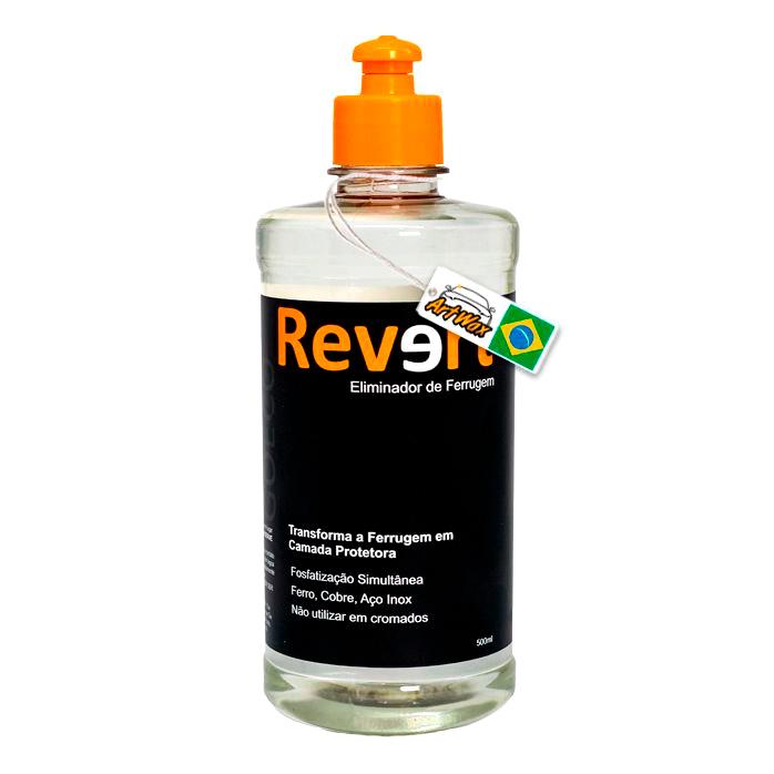 Revert 500ml - Eliminador de Ferrugem Go Eco Wash