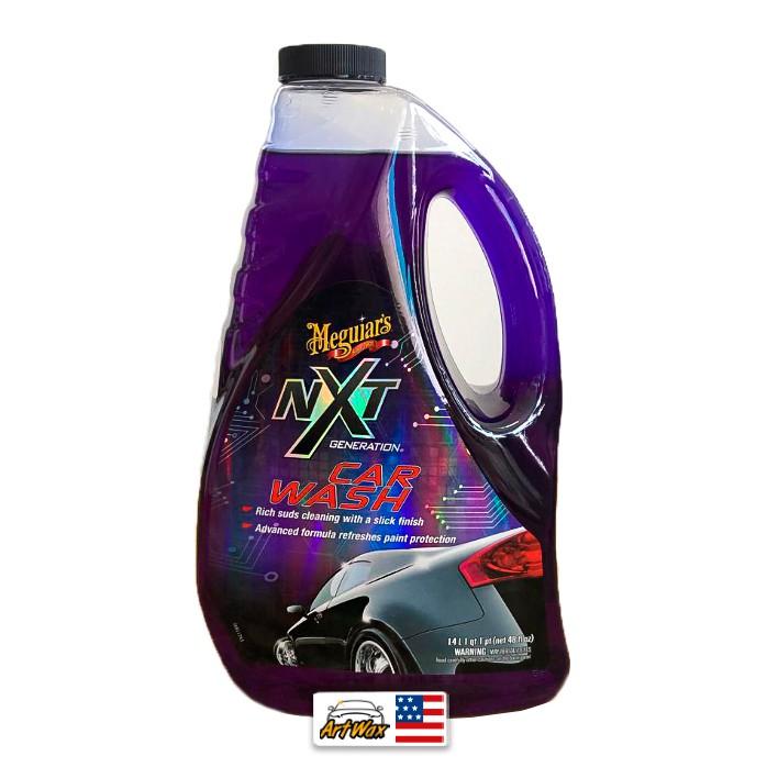 Shampoo Meguiars NXT Generation Car Wash 1.4L - G30264