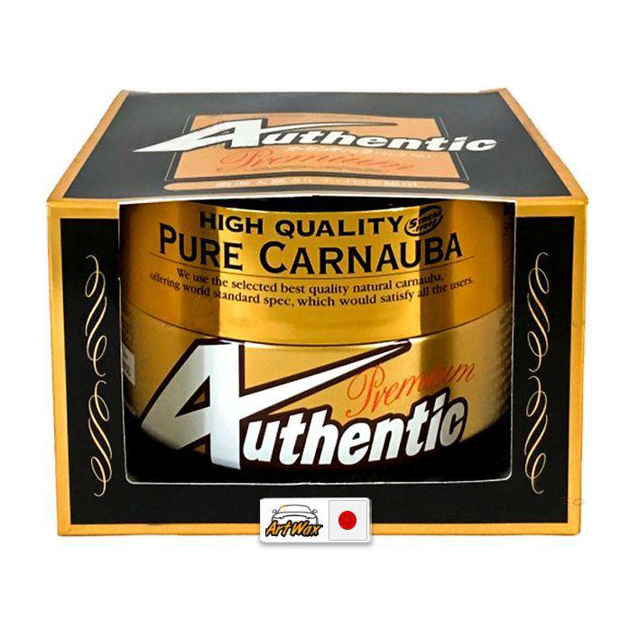 Soft99 Authentic Cera de Carnaúba Pura Premium  200g