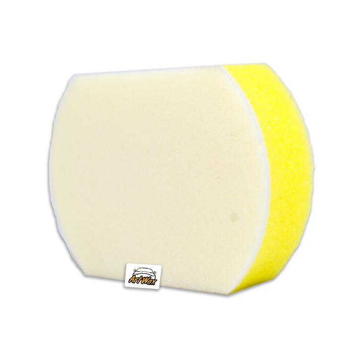 Soft99 Authentic Sponge - Esponja Premium Para Aplicação de Ceras