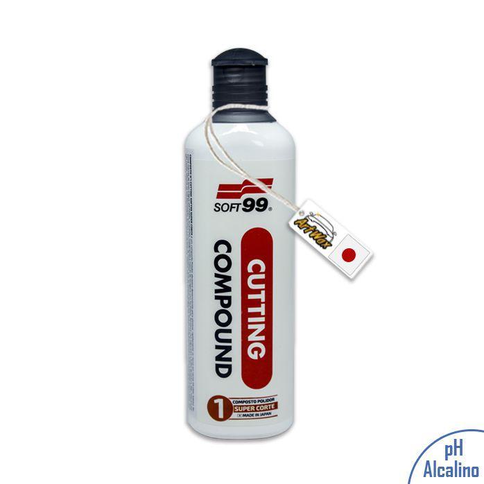 Soft99 Cutting Compound Nº1 Super Corte 300ml