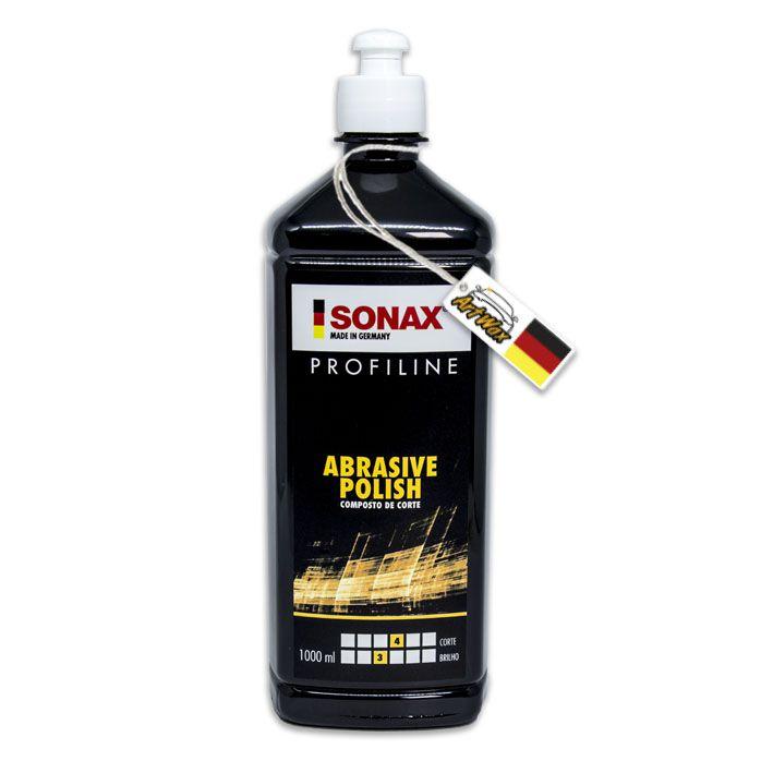 Sonax Abrasive Polish - Polidor Abrasivo Primeira Etapa (1kg)