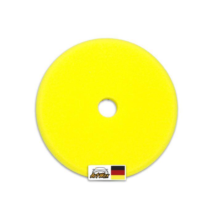Sonax Boina de Espuma Amarela com Furo Central Refino 143mm - 5,5