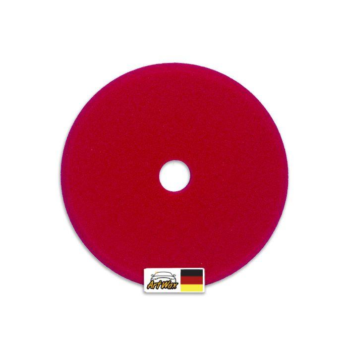 Sonax Boina de Espuma Vermelha com Furo Central Corte 143mm - 5,5
