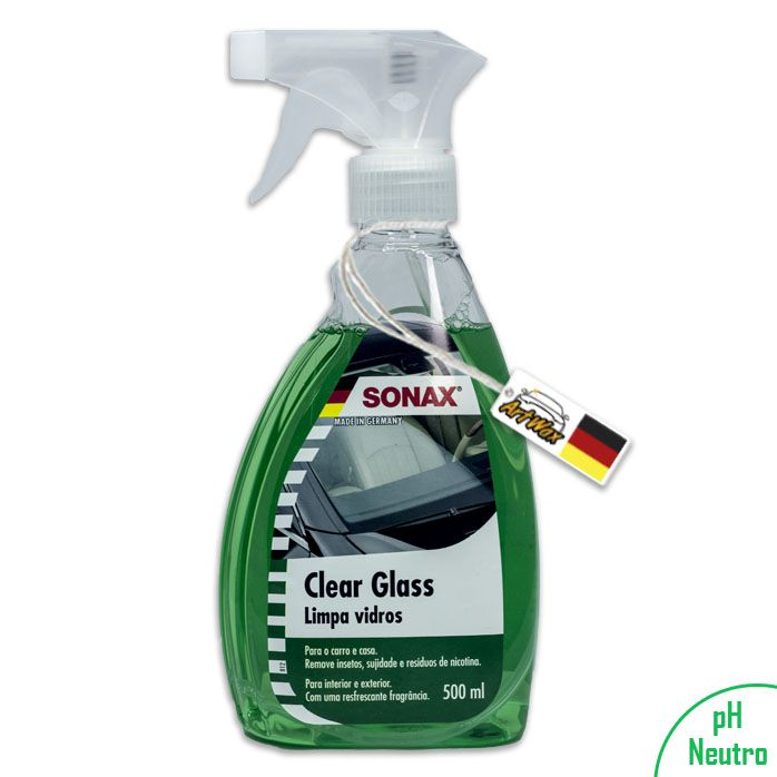 Sonax Clear Glass Limpa vidros 500ml