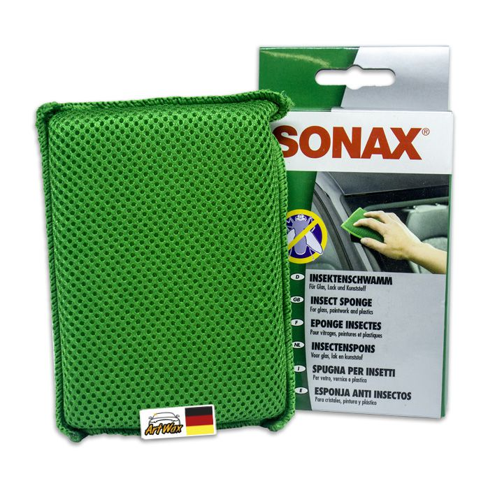 Sonax Esponja Remove Insetos Insect Sponge 1un