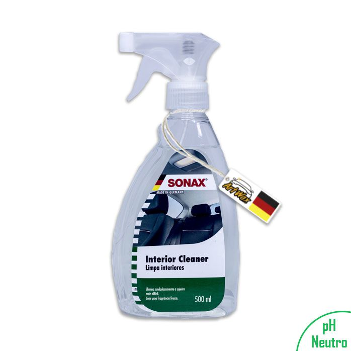 Sonax Limpa Estofado - Interior Cleaner 500mL
