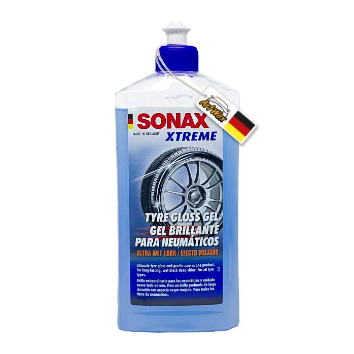 Sonax Tyre Gloss - Gel Brilhante Para Pneus 500ml