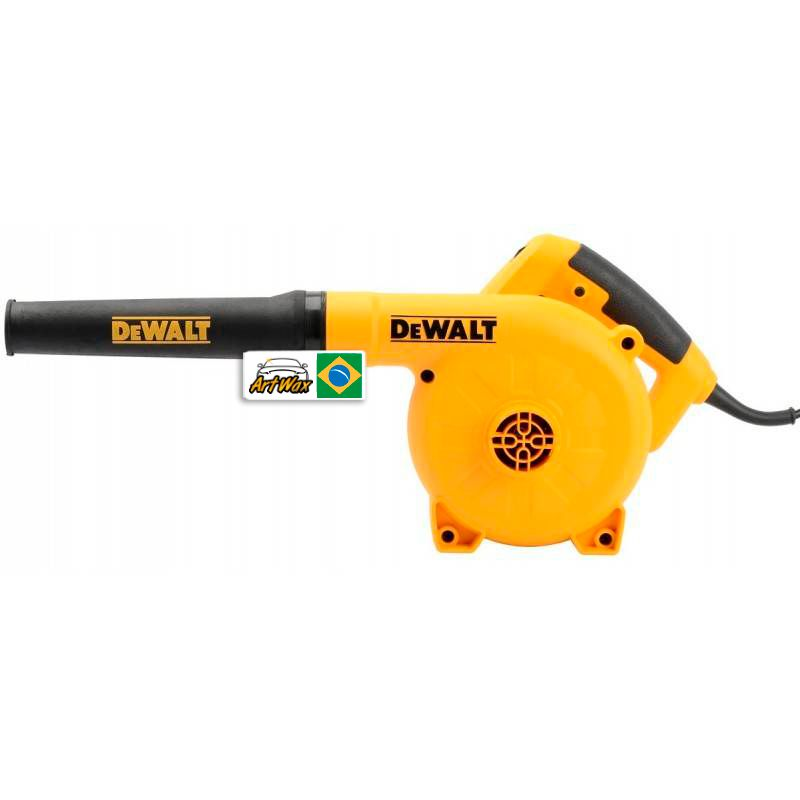 Soprador / Aspirador Dewalt 800W - DWB800 - 110v