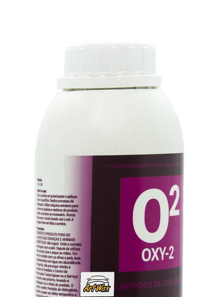 SOS Pro Oxy2 Limpador Concentrado Peroxy - 1L