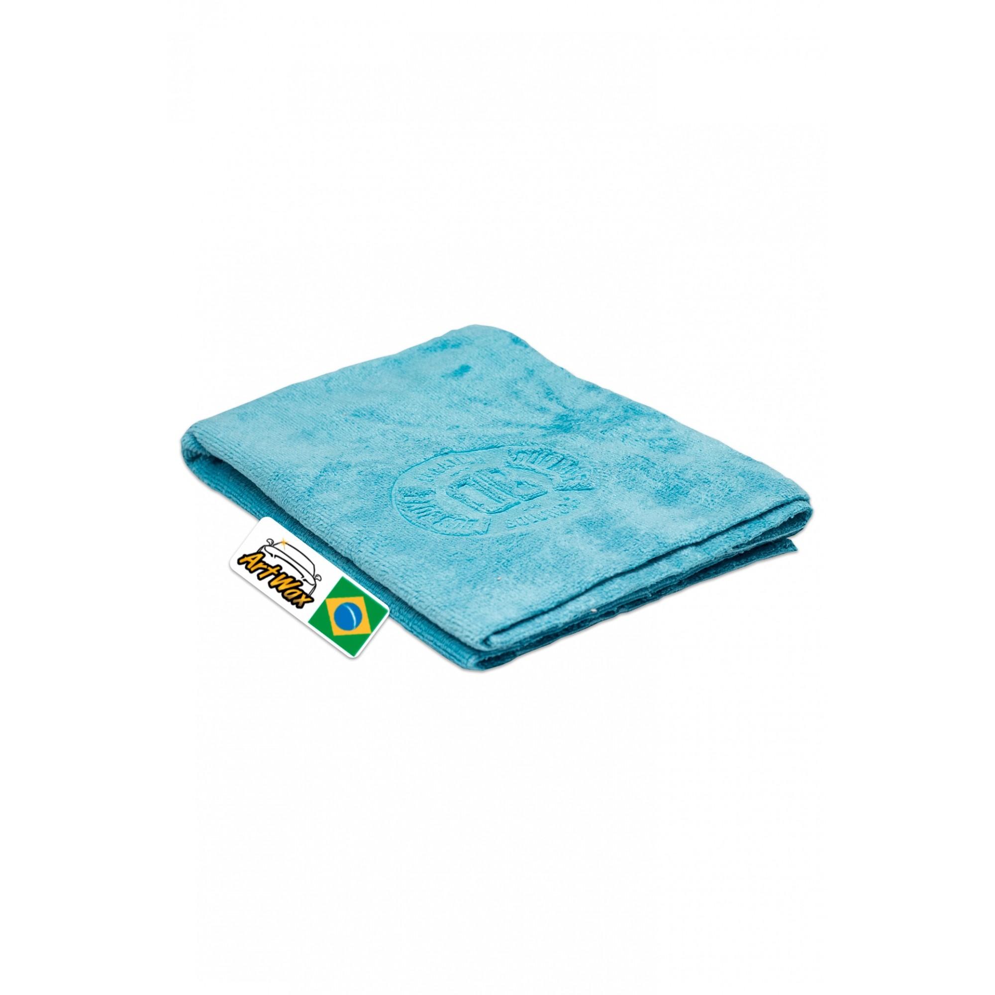 Toalha de Microfibra Azul DB Towel 40x40cm - 350gsm Dub Boyz