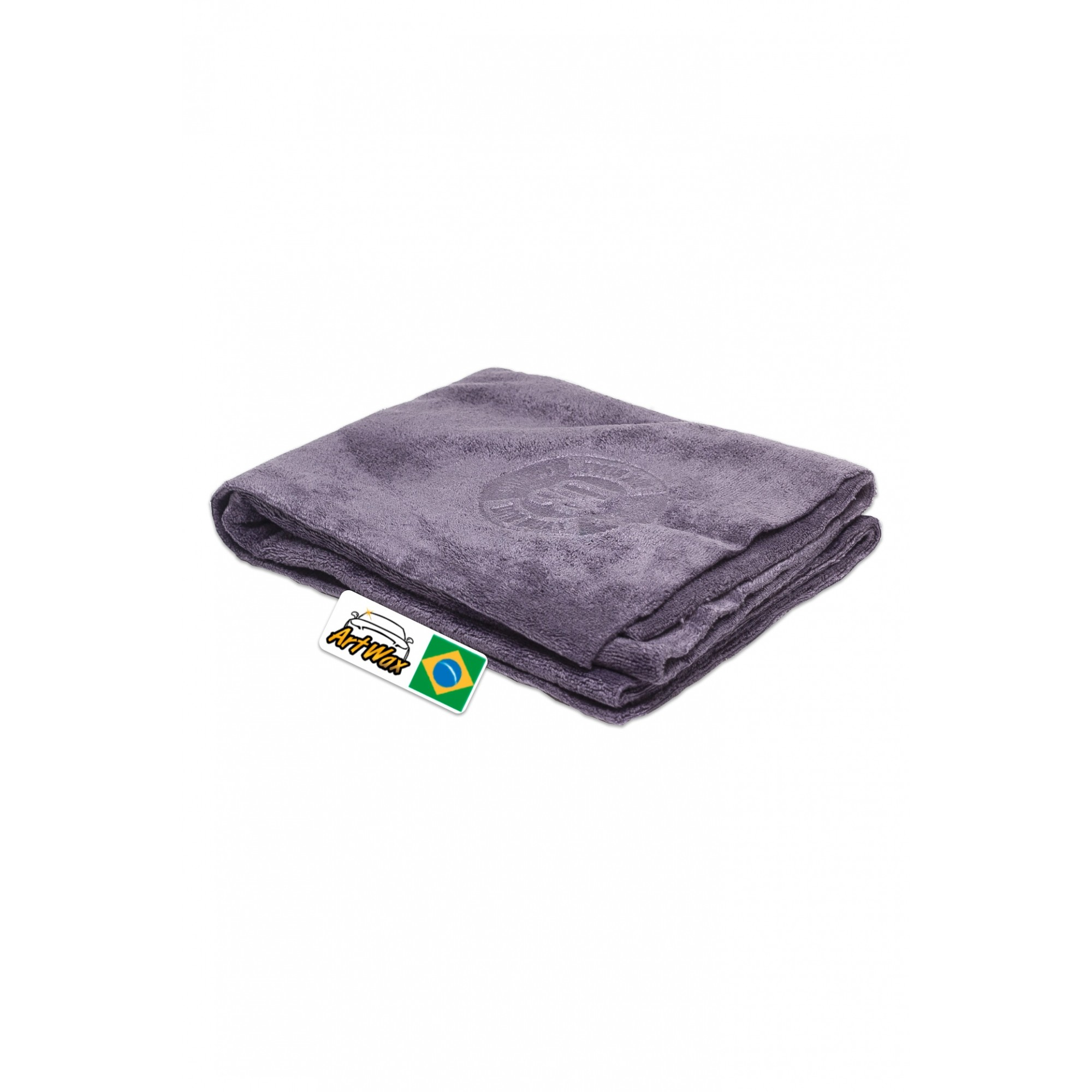 Toalha de Microfibra Cinza DB Towel 60x40cm - 400gsm Dub Boyz
