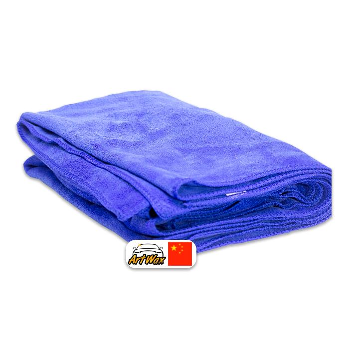 Toalha de Secagem Microfibra Azul 384G - 60x160cm SGCB
