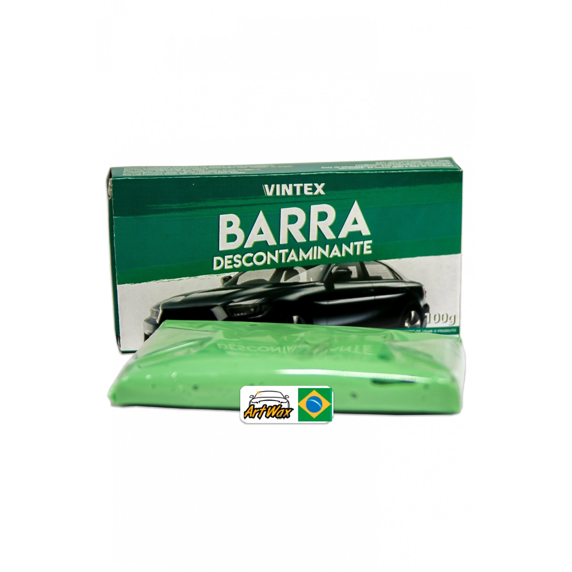 Vonixx Barra Descontaminante V-Bar 100g