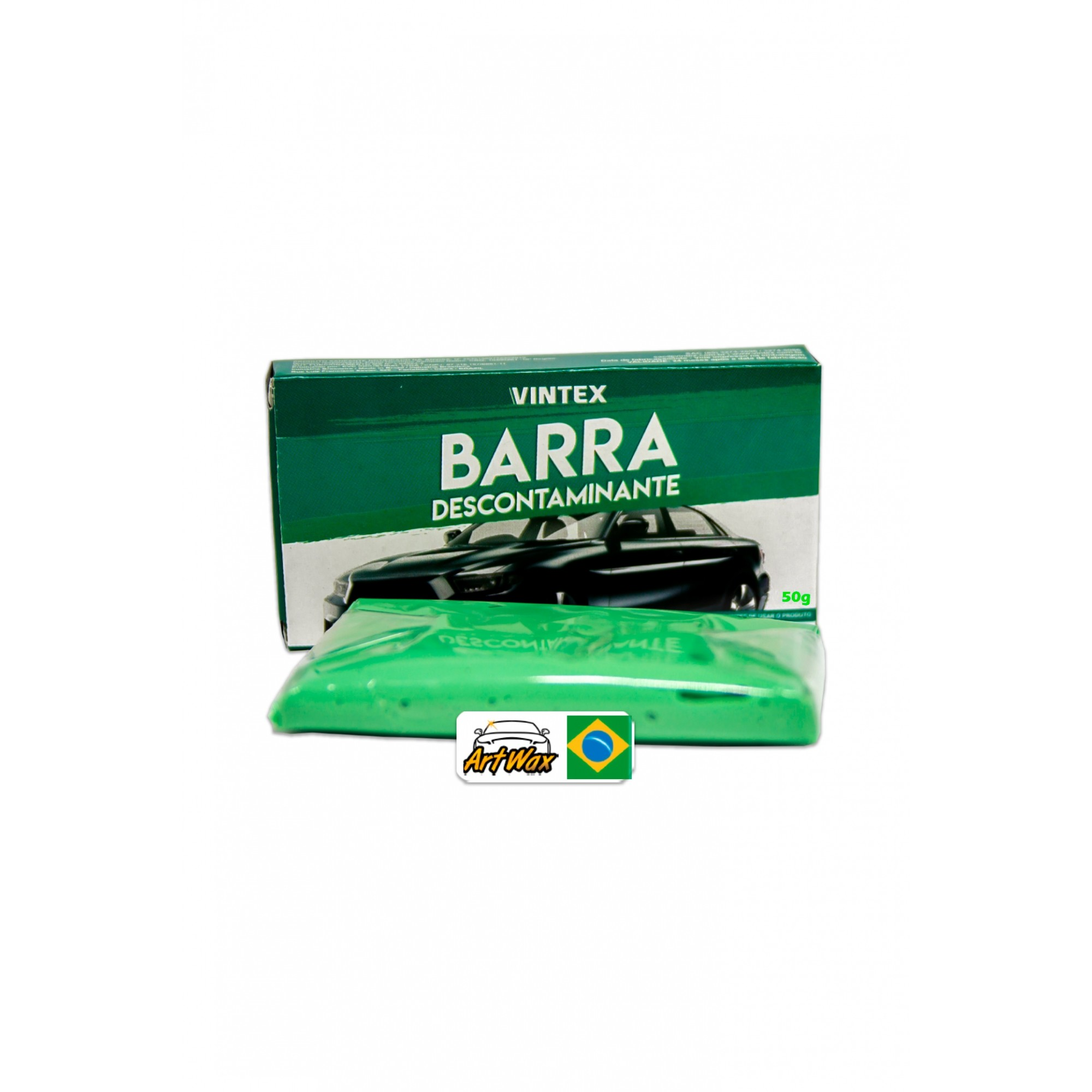 Vonixx Barra Descontaminante V-Bar 50g